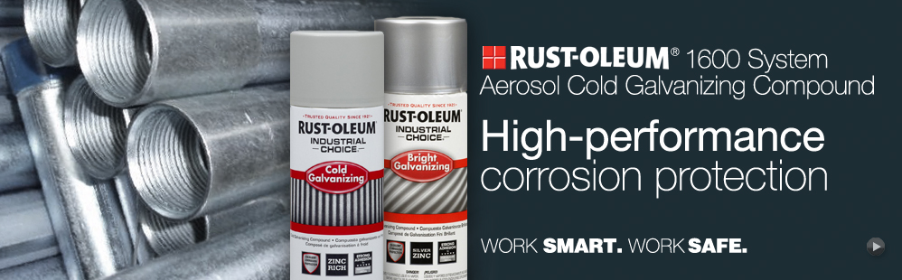 Rust-Oleum Cold Galvanizing Compound