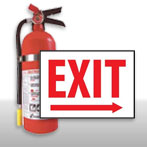 Exit & Fire Safety