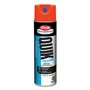 Krylon® Quik-Mark™ Fluorescent Water-Based Inverted Marking Paint, fluorescent red