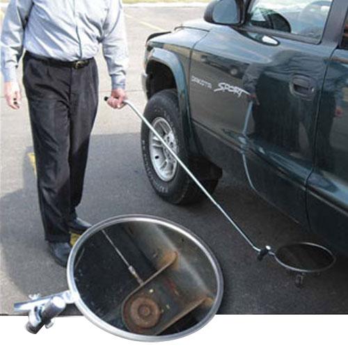 Acrylic Inspection Mirror Safety Maintenance