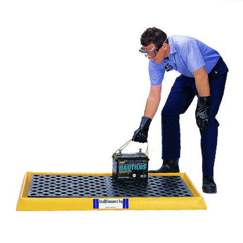 Ultra Tech Containment : Ultratech containment tray safety maintenance