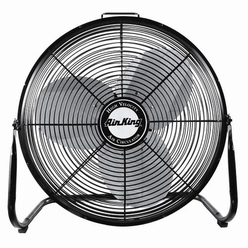 Warehouse Floor Fans : Air king industrial floor fan safety maintenance