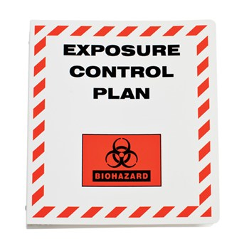 Exposure Control Plan Binder | Safety + Maintenance