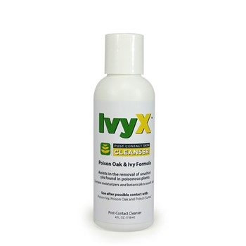 Ivy-X Post-Contact Cleanser 4 oz.