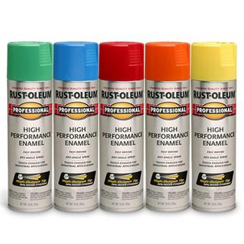RUST-OLEUM® Professional High-Performance Enamel Spray
