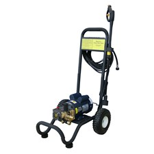 Cam Spray Model 1500XS2 Tube Cart Electric Series Pressure Washer