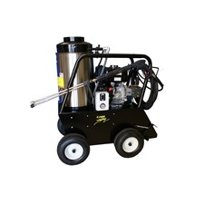 Cam Spray Model 3030QH Q Series Oil-Fired Hot-Water Pressure Washer