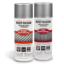 RUST-OLEUM® HIGH PERFORMANCE® 7000 System Cold Galvanizing Compound