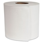 "Boardwalk® Center-Pull Paper Towels, 2-Ply, Perforated, 7.875"" x 10"", White, 660/Roll"