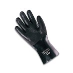 Ansell 12-212 Petroflex® PVC-coated Jersey-lined Gloves