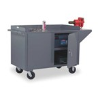 14-Gauge Mobile Workbench / Cabinet