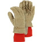 Majestic 1640 Freezer Gloves, Side-split Cowhide, Knit Wrist, Thinsulate™