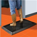 Boot  Sanitizing Mats
