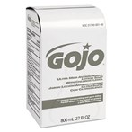 GOJO® 9212-12 Bag-In-Box Ultra-mild Antimicrobial Lotion Soap with Chloroxylenol Refill