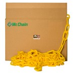 "Mr. Chain  2"" Plastic Chain in a Box, 100' Length"