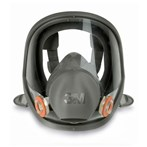 3M™ Full-Facepiece 6000 Series  Respirator