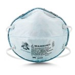 3M™ 8246 R95 Particulate Respirator with Nuisance-Level Acid Gas Relief*