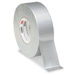 3M™ Extra-Heavy-Duty Silver Duct Tape 6969