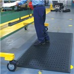 Andersen Cushion Station™ Anti-Fatigue Matting With Holes, 371