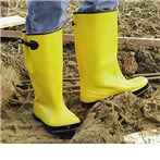 West Chester Yellow Over-the-Shoe Waterproof & Rain Boots