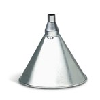 Funnel, Galvanized, 1 Quart