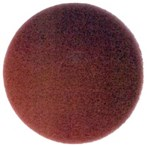 "Bissell 82007, 17"" Red Polish Pad for Lo-Boy"