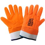 Global Glove FrogWear™ 880-SC High-visibility PVC Cold-protection Gloves