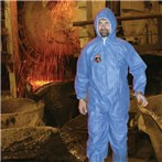 Enviroguard PyroGuard™ FR Elastic Wrists + Open Ankles Coveralls
