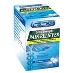 First Aid Only PhysiciansCare Extra-Strength Pain Reliever Tablets, 90317