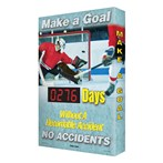 "Digi-Day® Scoreboard- ""Make a Goal"" (hockey graphic)"