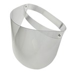 Accuform LHB642 Disposable Flip-Up Face Shield