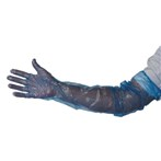 "Agri-Pro 429700 Band-A-Sleeve® Blue 1 Mil 35""L Gloves"