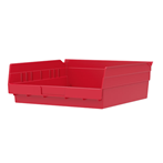 "Akro-Mils® Shelf Bins 11 1/8""W for 12""D Shelves"