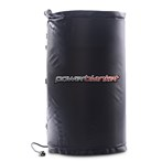 Insulated Drum Heating Blanket up to 145°F for 15-Gallon Drum, 120V – BH15PRO