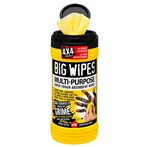 BIG WIPES™ 6002-0048 Multi-purpose Super-tough Absorbent Wipes
