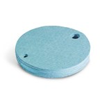 Oil-Only Drum Top Mats, Blue