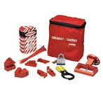 Breaker Lockout Pouch Kit