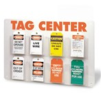 8-Pocket Tag Center
