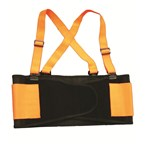 Cordova SB200 Hi-vis Back Support Belt, Orange