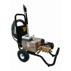 Cam Spray Model 3000XAR Tube Cart Electric Series Pressure Washer
