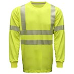 NSA ANSI Class 3 Dual-action FR Long-sleeve T-Shirt
