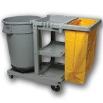 Direct Value Janitor Cart