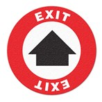 "Safety Floor Sign, Anti-slip – ""EXIT"""