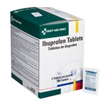 First Aid Only Ibuprofen Tablets, J432
