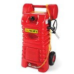 Fuel Chief Fuel Cart Poly Caddy, 25 Gallons