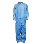 Cordova FR Disposable Coveralls, Elastic Wrists & Back