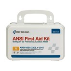 First Aid Only 10-Person Bulk Plastic First Aid Kit, ANSI A, 90754
