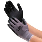G-Tek® MaxiFlex™  Micro-foam Nitrile-coated Nylon Gloves w/ Coated Palm & Fingertips