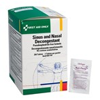 First Aid Only Sinus and Nasal Decongestant (No Pseudoephedrine), I447-PH