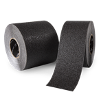 Gator Grip®   Heavy-Duty 36-Grit Anti-Slip Tape, Black